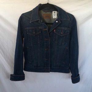 Levi's Jean Jacket Size S